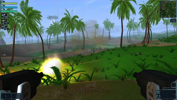 A.I.M.2 Clan Wars on PC screenshot #5
