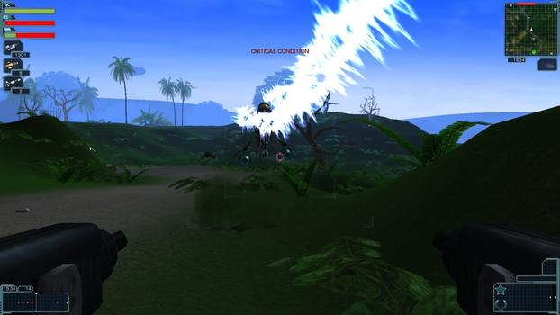 A.I.M.2 Clan Wars on PC screenshot #4