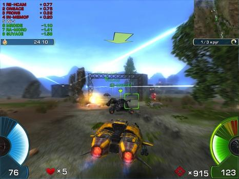 A.I.M. Racing on PC screenshot #5