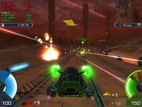 A.I.M. Racing on PC screenshot #3