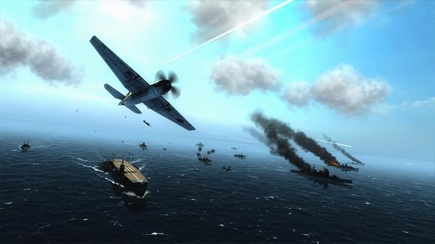 Air Conflicts: Pacific Carriers on PC screenshot #5