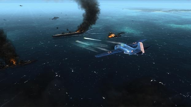 Air Conflicts: Pacific Carriers on PC screenshot #4