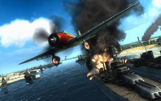 Air Conflicts: Pacific Carriers on PC screenshot #3