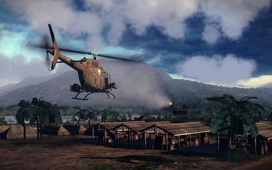 Air Conflicts Vietnam on PC screenshot #2
