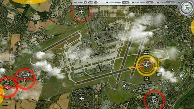 Airport Control Simulator on PC screenshot #1