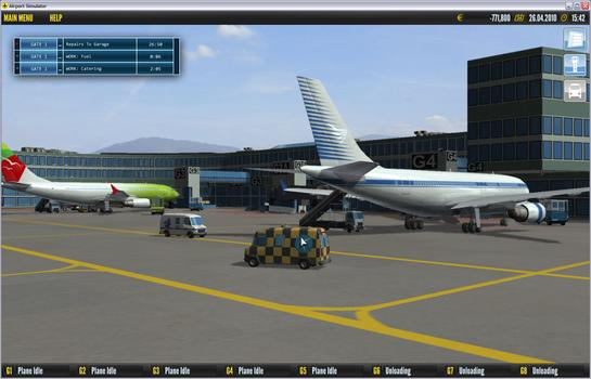 Airport Simulator on PC screenshot #1