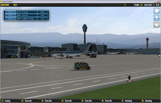 Airport Simulator on PC screenshot #2
