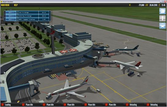 Airport Simulator on PC screenshot #3