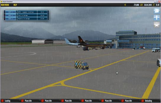 Airport Simulator on PC screenshot #4