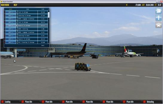 Airport Simulator on PC screenshot #5