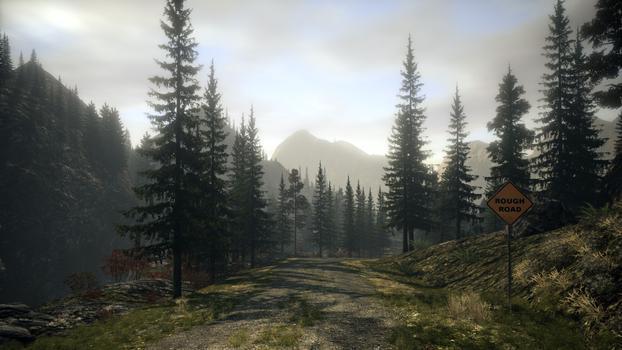 Alan Wake: Collector's Edition on PC screenshot #3
