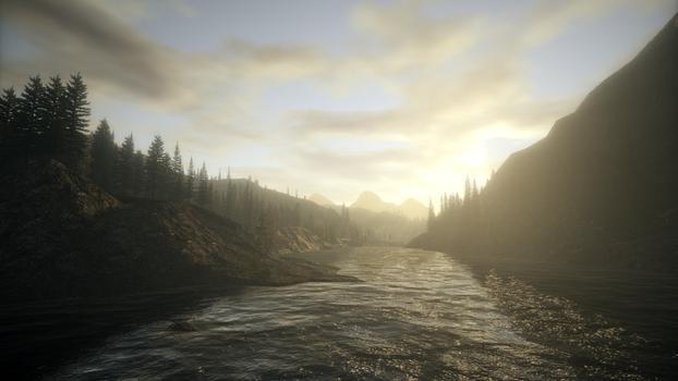 Alan Wake: Collector's Edition on PC screenshot #4