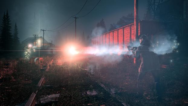 Alan Wake: Collector's Edition on PC screenshot #5
