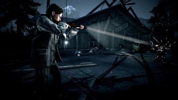 Alan Wake: Collector's Upgrade on PC screenshot #1