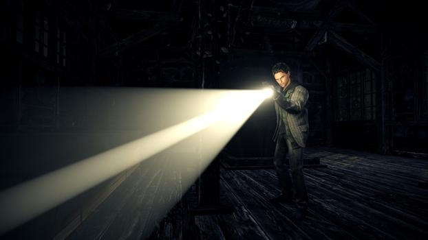 Alan Wake on PC screenshot #2