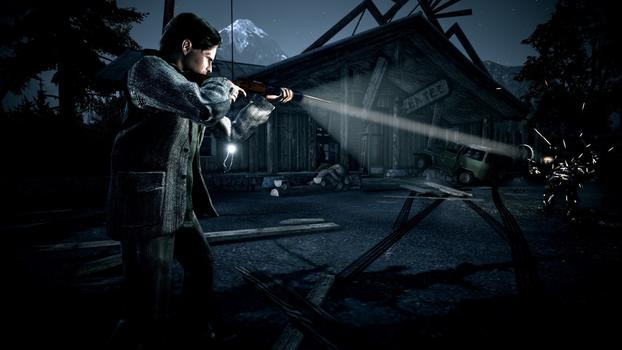 Alan Wake on PC screenshot #3