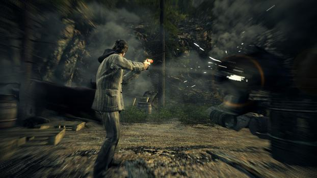 Alan Wake on PC screenshot #1