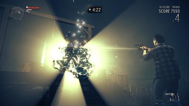 Alan Wake's American Nightmare on PC screenshot #1