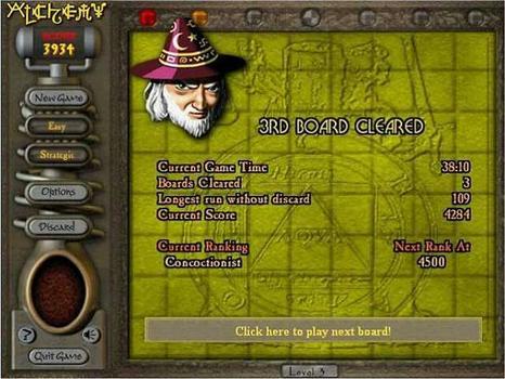 Alchemy (NA) on PC screenshot #1