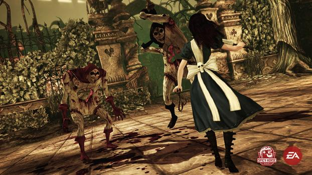 Alice: Madness Returns (NA) on PC screenshot #3