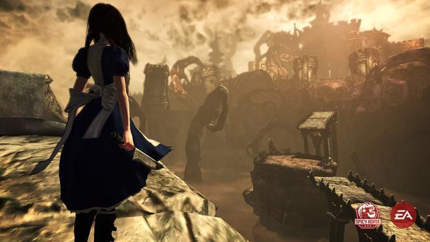 Alice: Madness Returns (NA) on PC screenshot #2