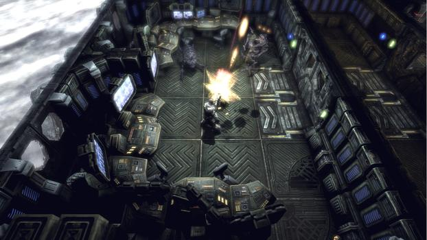 Alien Breed 2: Assault on PC screenshot #2