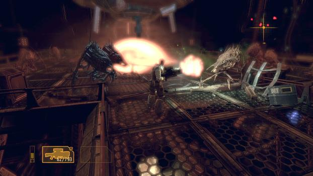 Alien Breed 3: Descent on PC screenshot #2