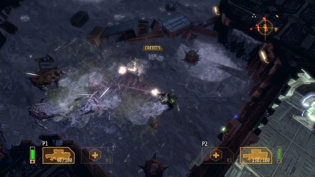 Alien Breed 3: Descent on PC screenshot #3