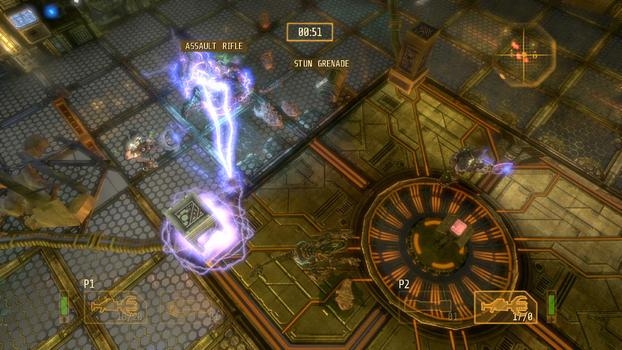 Alien Breed 3: Descent on PC screenshot #4