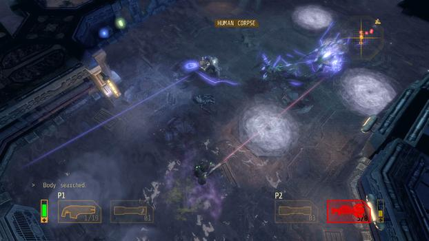 Alien Breed 3: Descent on PC screenshot #5