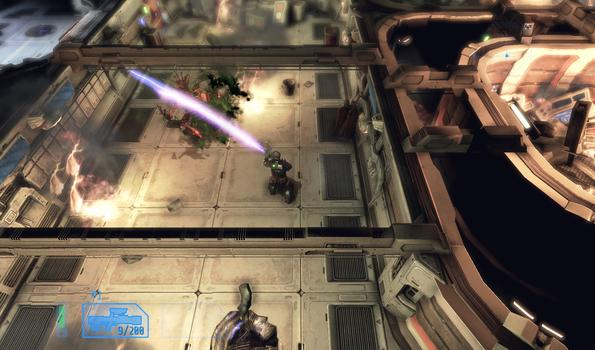 Alien Breed: Impact on PC screenshot #2