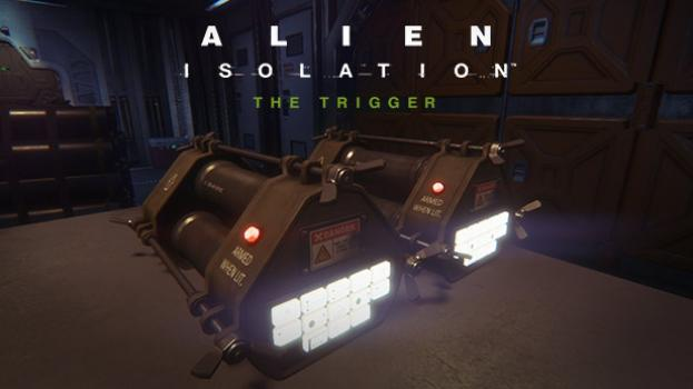 Alien Isolation: The Trigger DLC   PC game   Download discounts at