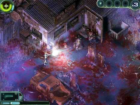 Alien Shooter: Vengeance on PC screenshot #2