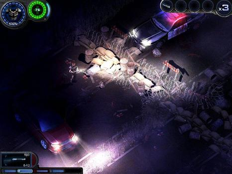 Alien Shooter: Vengeance on PC screenshot #3