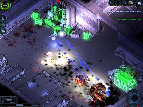 Alien Shooter: Vengeance on PC screenshot #4