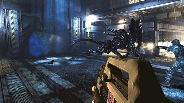 Aliens: Colonial Marines - Bug Hunt on PC screenshot #3
