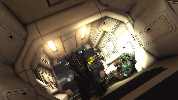 Aliens: Colonial Marines - Movie Map Pack on PC screenshot #3