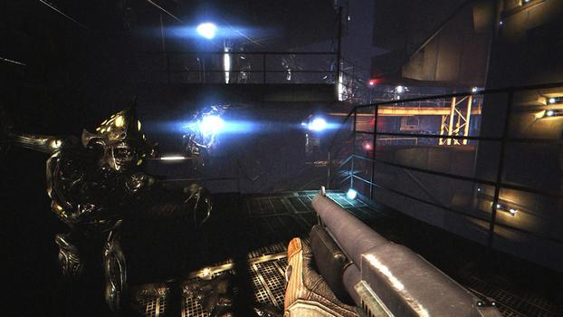 Aliens: Colonial Marines - Movie Map Pack on PC screenshot #1