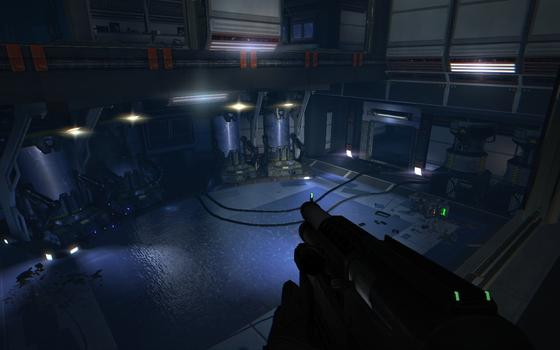 Aliens: Colonial Marines - Reconnaissance Pack on PC screenshot #3