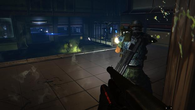 Aliens: Colonial Marines - Reconnaissance Pack on PC screenshot #1
