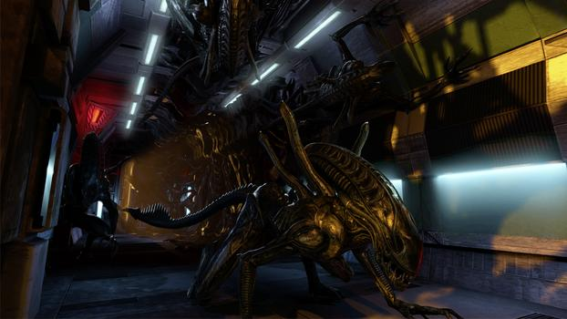 Aliens: Colonial Marines on PC screenshot #2