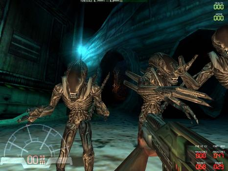 Aliens vs Predator Classic 2000 on PC screenshot #5