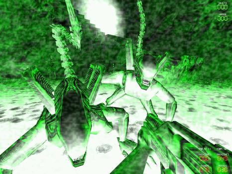 Aliens vs Predator Classic 2000 on PC screenshot #4