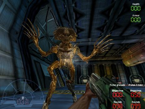 Aliens vs Predator Classic 2000 on PC screenshot #3