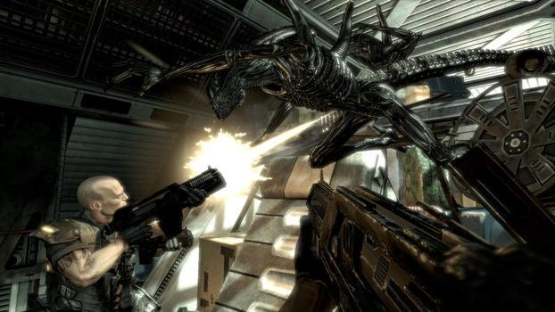 Aliens vs Predator Collection on PC screenshot #6