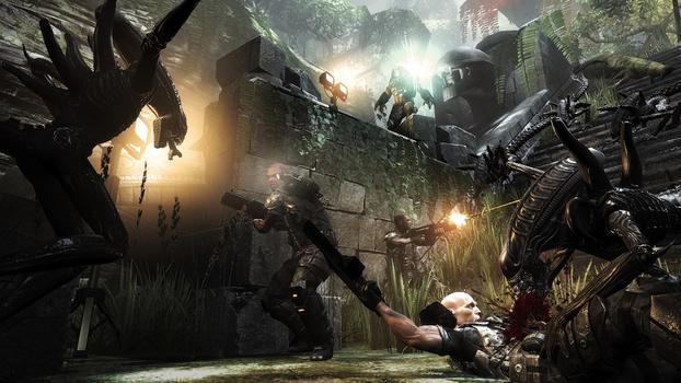 Aliens vs Predator Collection on PC screenshot #5