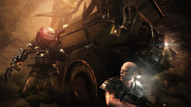 Aliens vs Predator Collection on PC screenshot #4