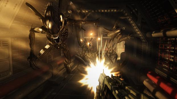 Aliens vs Predator on PC screenshot #3