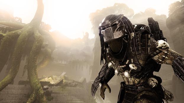 Aliens vs Predator on PC screenshot #2