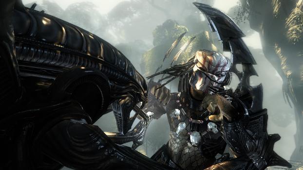 Aliens vs Predator on PC screenshot #1